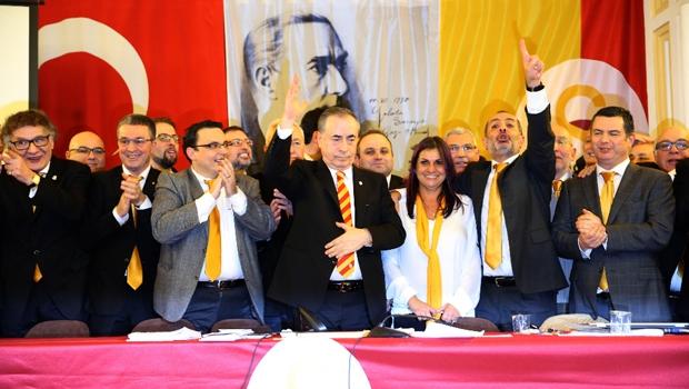 Galatasaray Spor Kulübü'nün 37. Başkanına